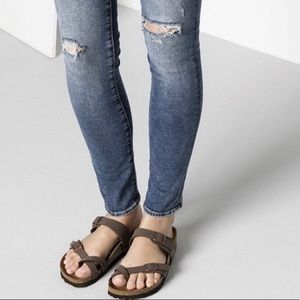 Birkenstock Mayari Sandal in Mocha 37